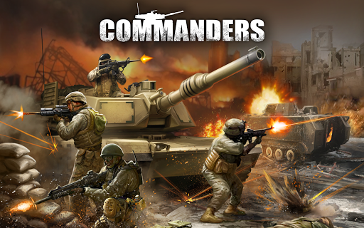 Commanders screenshot 8