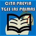 Cita previa TGSS Las Palmas icon