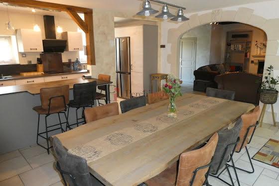 Vente maison 7 pièces 141,64 m2