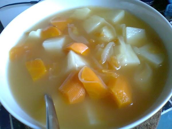 Mum's Abc Soup Recipe