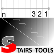 Stairs Tools  Icon