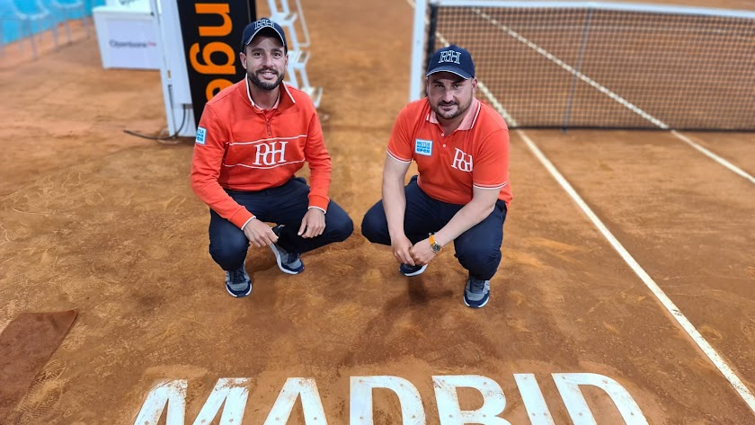Antonio Vargas y José Miguel Alfonso.