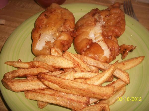 Fish & Chip's Recipe