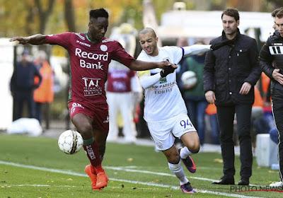 Pas encore acquis par Zulte-Waregem, Meïté pourrait filer en Bundesliga