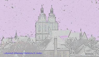 Photo: Lutherstadt Wittenberg Pfarrkirche St. Marien