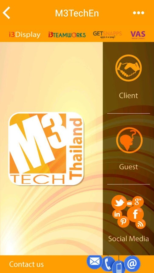M3 Tech Thai- screenshot