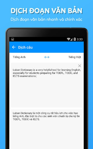 Tu Dien Anh Viet Laban screenshot 22