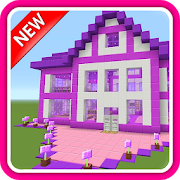 Barbie House For MCPE