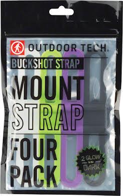 Outdoor Tech Buckshot Straps 4 Pack alternate image 0