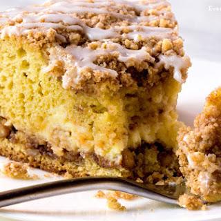 Pumpkin Coffee Cake Recipe