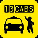 13CABS - more than a taxi icon