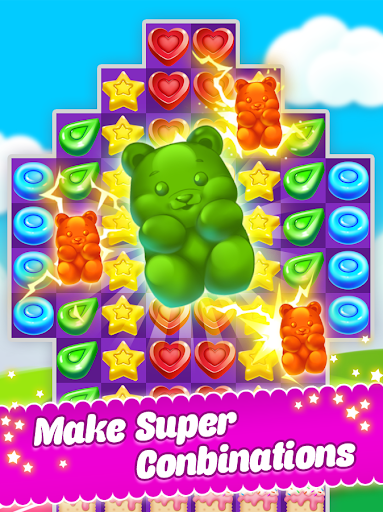 Candy Sweet Jam