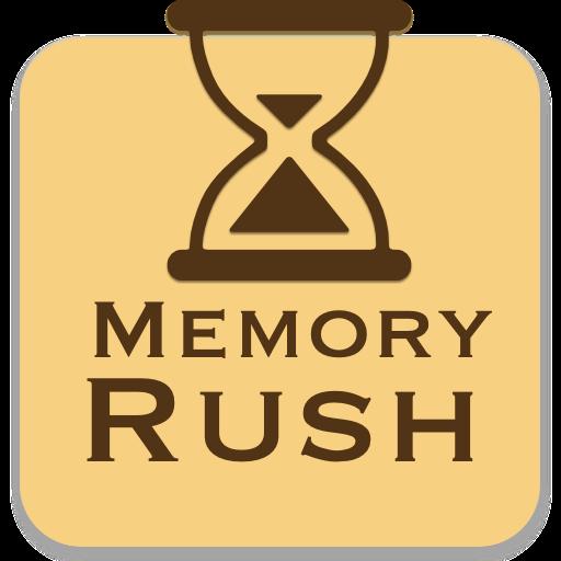 Memory Rush - Spelling Game