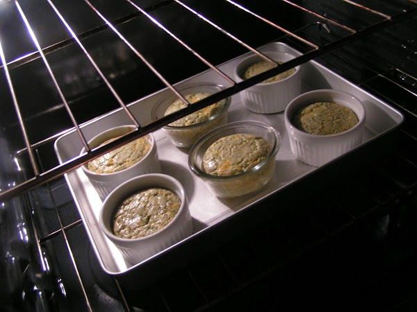 Bake for 25 to 30 minutes or until knife inserted comes out clean.