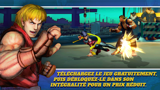 Street Fighter IV Champion Edition  captures d'écran 1