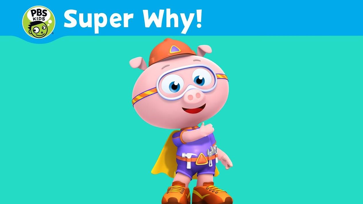 Super Why! - Film di Google Play