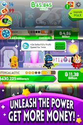 Cash, Inc. Money Clicker Game & Business Adventure APK screenshot thumbnail 3