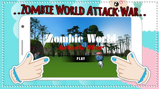 Zombie World Attack War