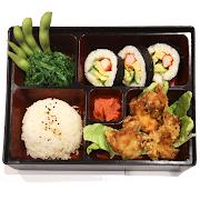 Chicken Karaage Bento Box