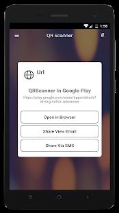 QR Scanner - FASTEST QRcode & Barcode - náhled