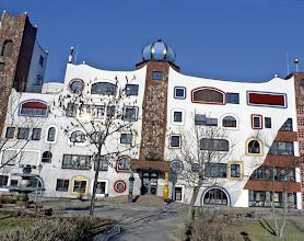 Photo: Lutherstadt Wittenberg Friedensreich Hundertwasser