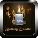 Battery Candle icon