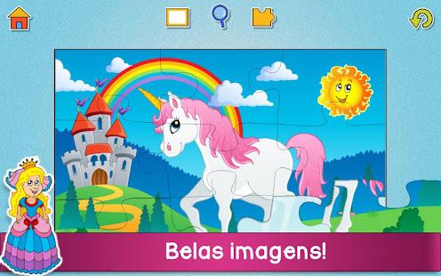 325a9a32ee Jogos Quebra-cabeças Crianças ❤ 🦄 – Apps no Google Play