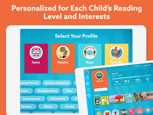 Epic: Kids' Books & Educational Reading Library 1.15.6 Screenshots 10