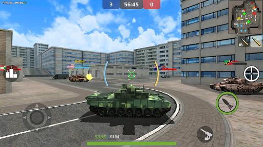 Armored War - Global PVP 2.0.38 screenshots 1