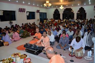 Photo: Ashtami Day Evening Bhajans