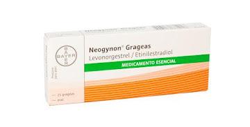 Neogynon Grageas Caja