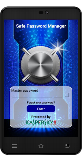 Safe Password Manager