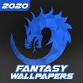 Fantasy Wallpapers HD : Dragons, Angels Wallpapers APK