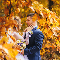 Wedding photographer Inna Guslistaya (Guslista). Photo of 25.10.2018