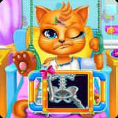 Cat Doctor Hospital-Surgeon