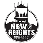 Logo for New Heights Brewing Company