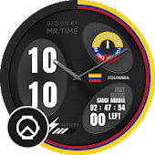 [MR.TIME x TicWatch] Colombia - Next Match 2018