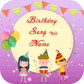 Birthday Wishes Song with Name