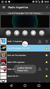 RADIO ARGENTINA screenshot 2
