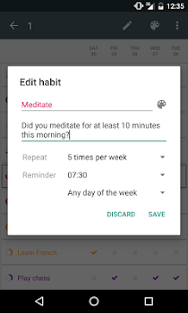 Loop - Habit Tracker