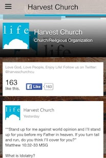 Harvest Church Illinois- screenshot thumbnail