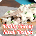 Philly cheese steak recipe icon