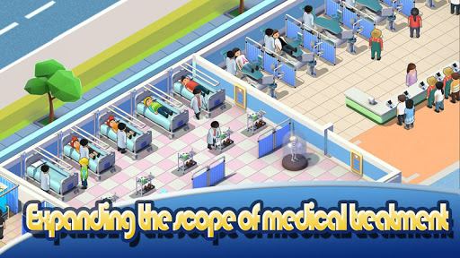 Idle Hospital Tycoon android2mod screenshots 9