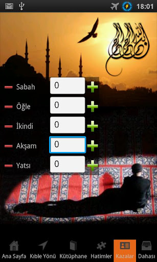 Adhan Time Holy Quran Classic screenshot 4