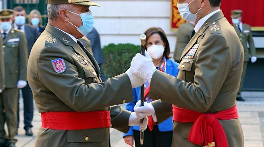 La ministra de Defensa y el nuevo JEME visitan la base de la Legión este viernes