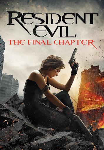 resident evil 6: the final chapter besetzung