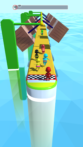 Sea Race 3D - Fun Sports Game Run apkpoly screenshots 21