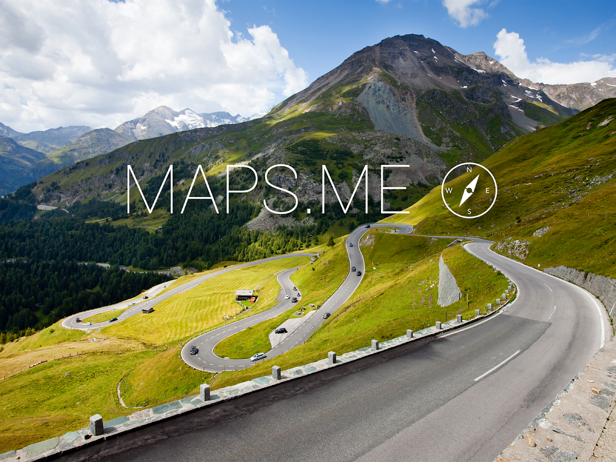 MAPS.ME –Offline Map & Routing- screenshot
