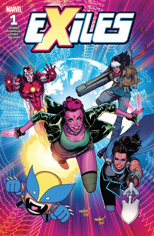 Exiles (2018) - complete