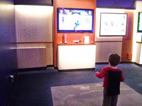 Photo: Finn Plays 360 Kinect